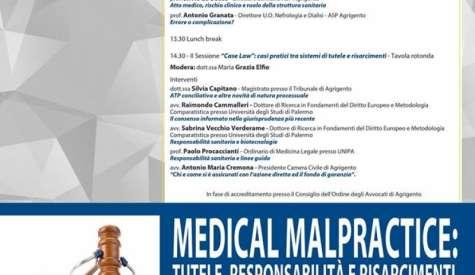 Medical Malpractice: tutele, responsabilità e risarcimenti